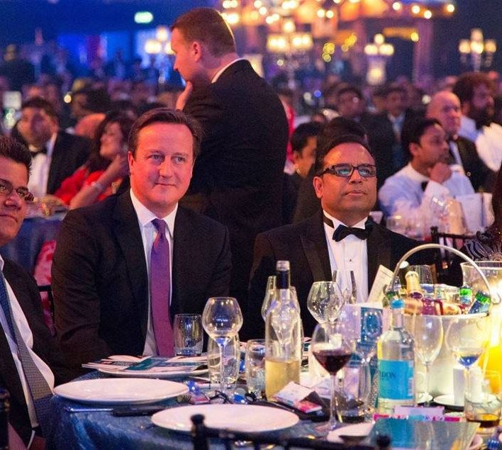 BRITISH CURRY AWARDS 2014