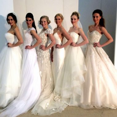 wedding catwalk shows