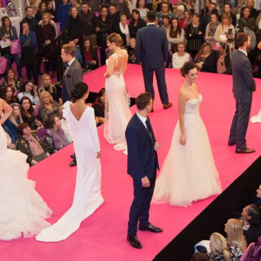 wedding catwalk showreel